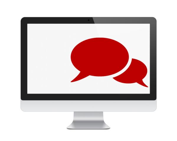 Lo que NO debes hacer si integras un chat en tu web