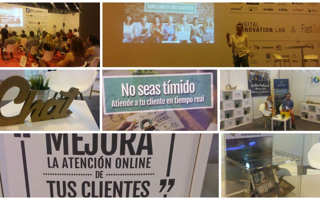 El paso de Optima Solutions por eShow Madrid 2016