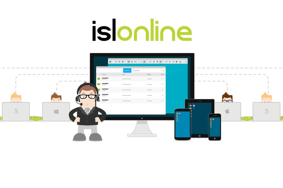 Comparación de ISL Online con otros software de soporte remoto