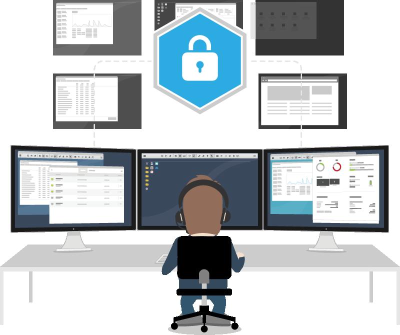 15 medidas que fortalecen la seguridad del soporte remoto en ISL Online