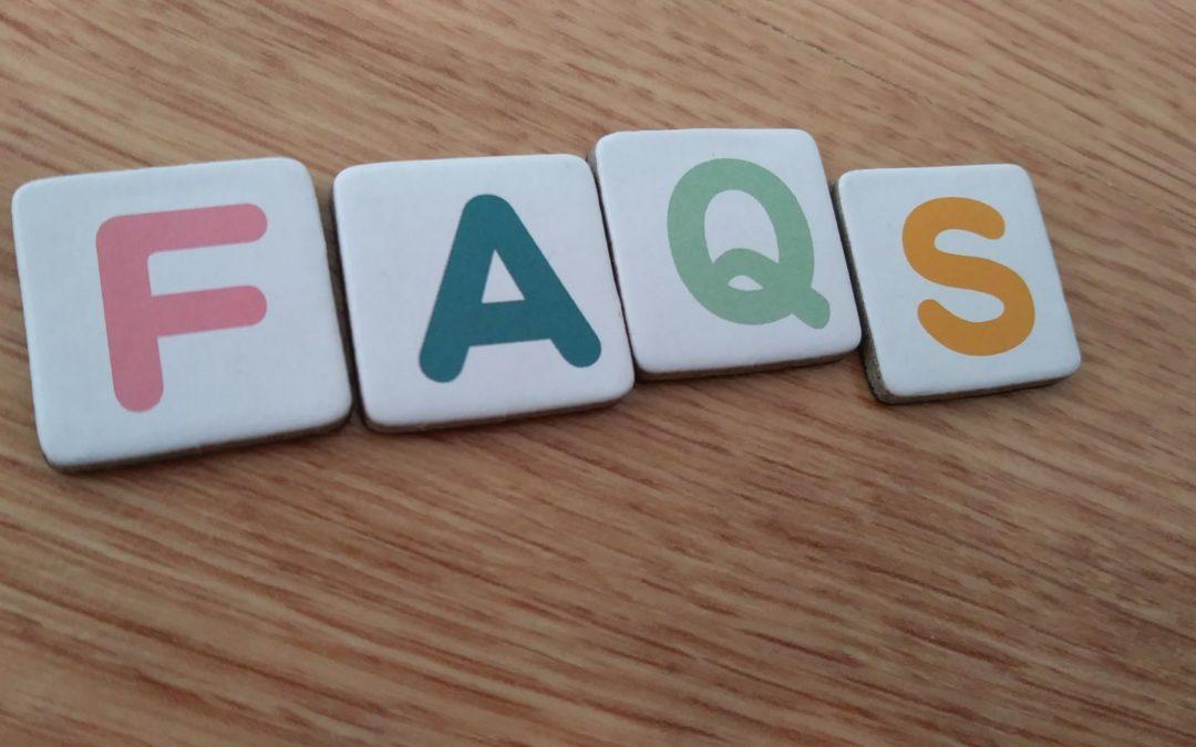 Comienza con unas FAQs
