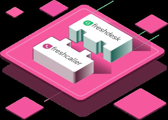 Ventajas de integrar la telefonía IP de Freshcaller con Freshdesk